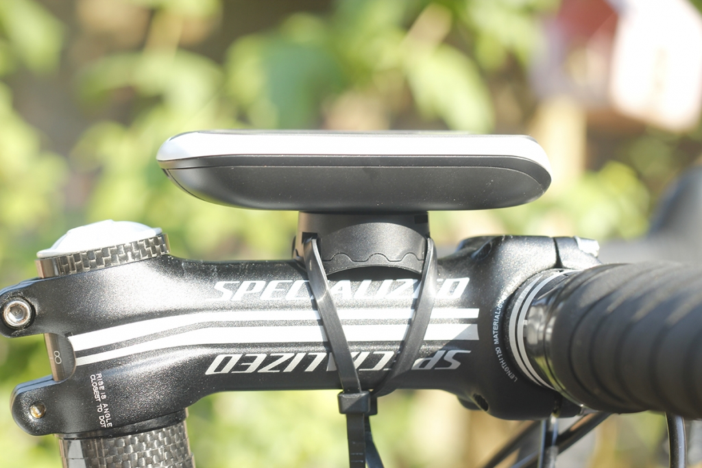 Not the clearance towards the back of the stem.