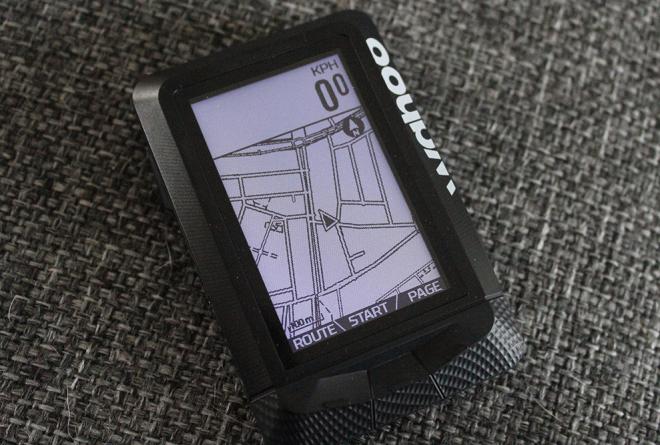Wahoo elemnt bike maps