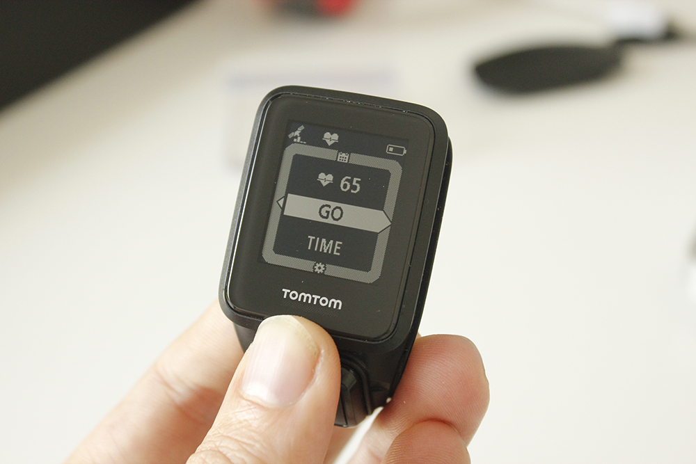 TomTom Spark Go Run