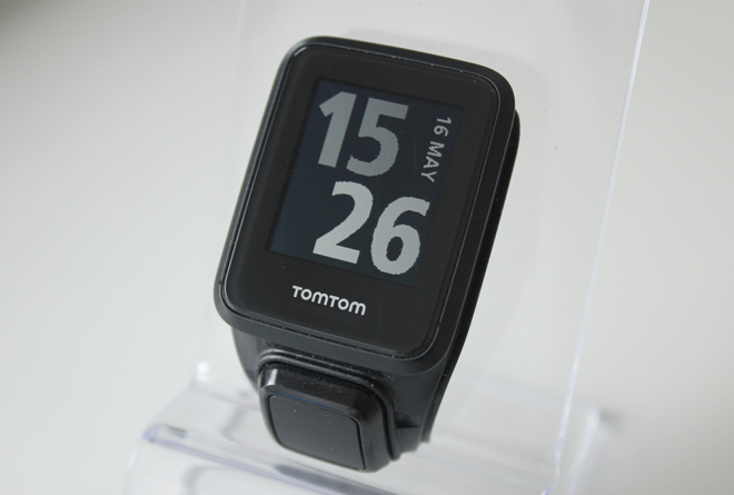 TomTom Spark Screen